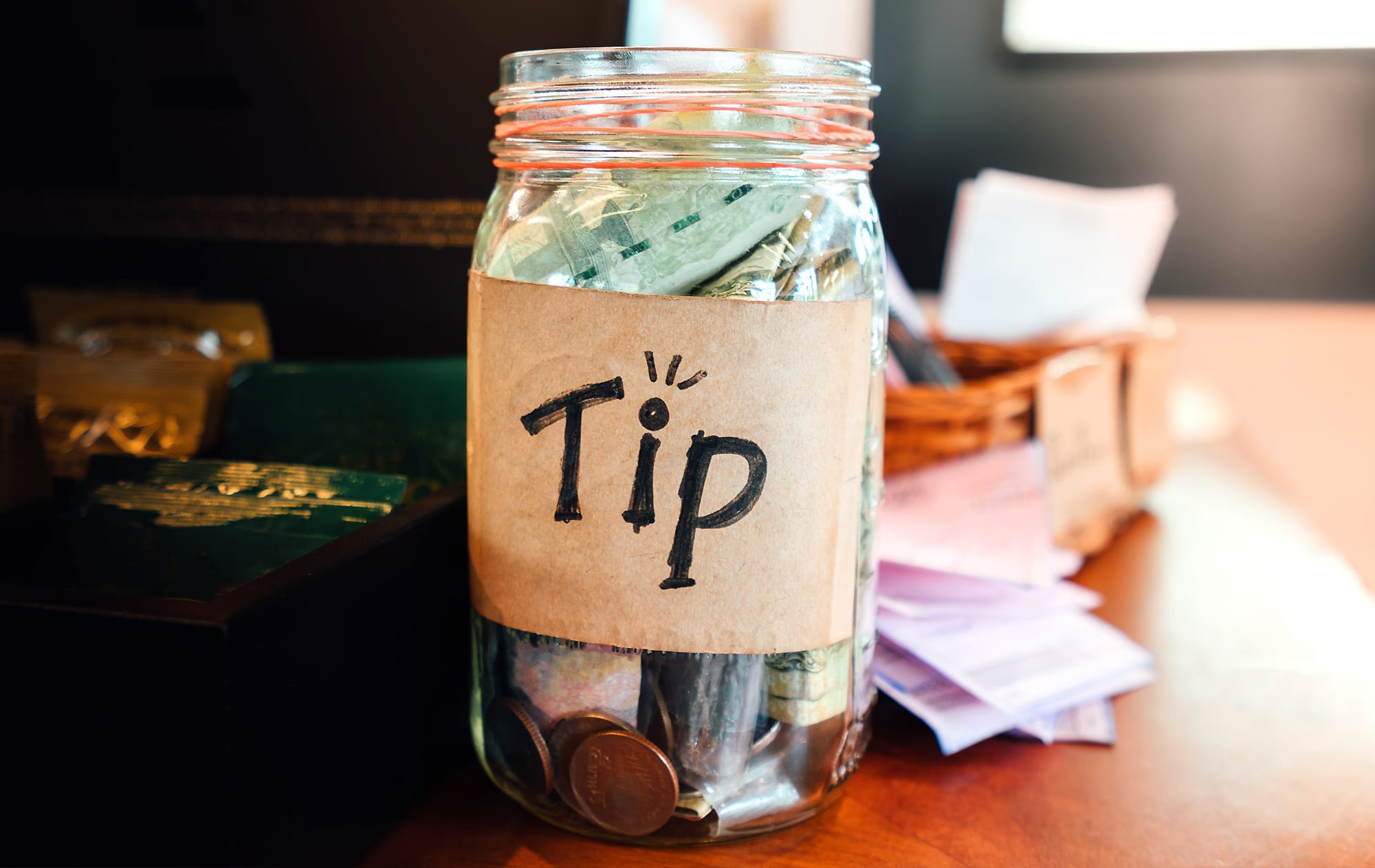 Do Your Customers Like Tipping Valitor